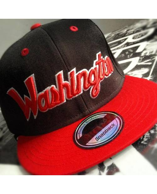 Casquette Washington