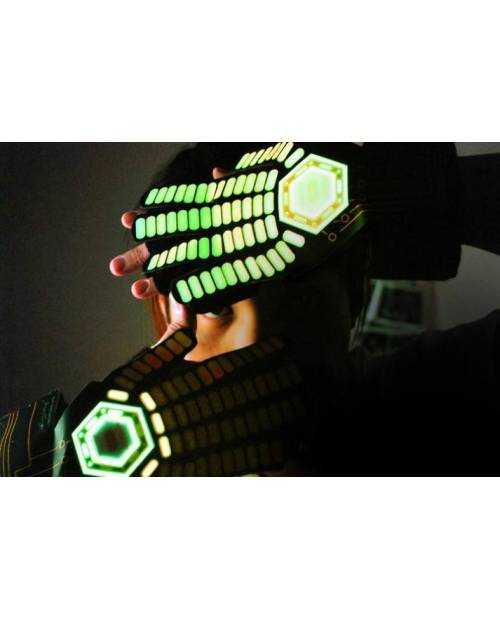 Led accessory, HJK The Glove