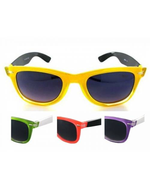 Very Colored Glasses