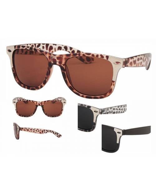 Glasses And Leopard United