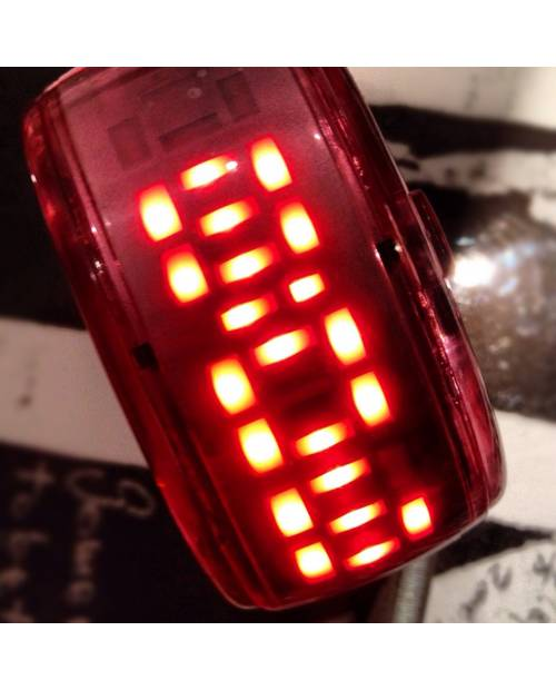 Montre Bracelet Led Rouge