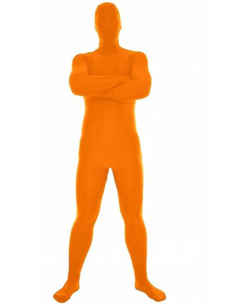 Orange Morphsuits