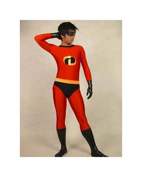 Zentai Incredibles