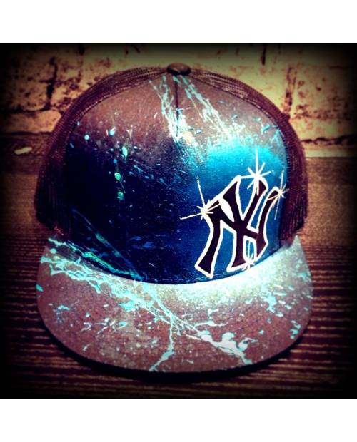New York Blue Cap