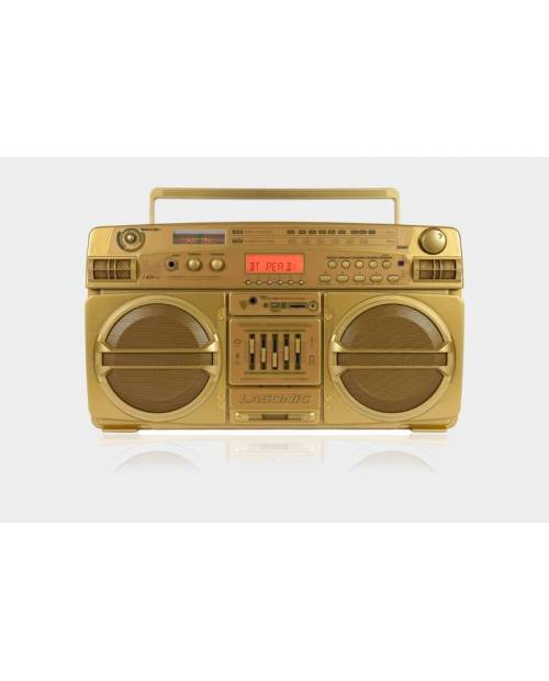Ghettoblaster Or