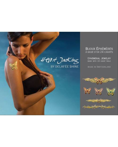 Ephemeres Jewelry: Butterfly Collection
