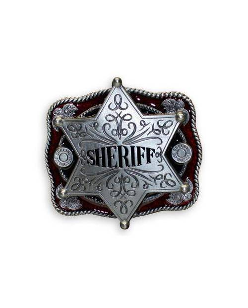Belt Buckle Country