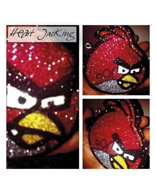 Accessoire Angry Bird