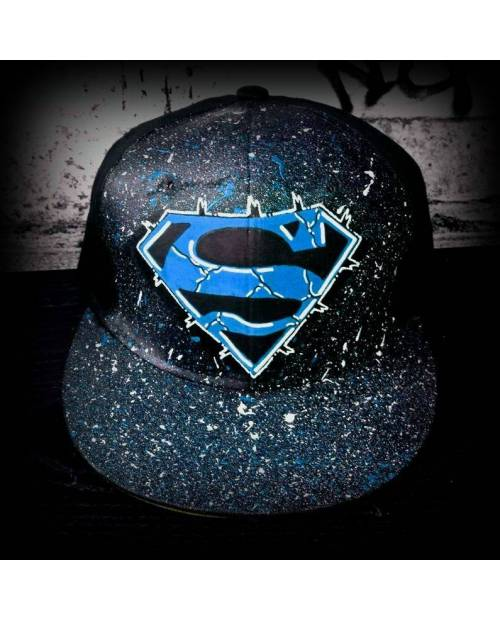 Snapback Origine France Superman