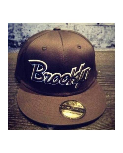 Casquette Brooklyn Noire