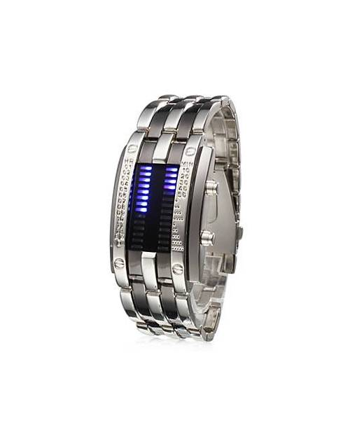Montre Samurai Led