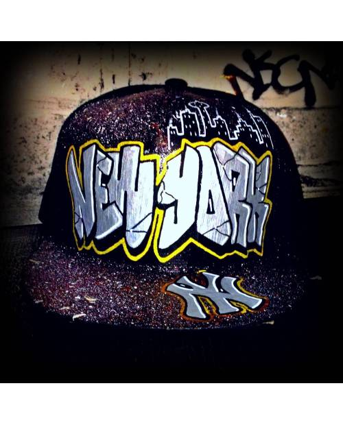 Casquette Flexfit New York