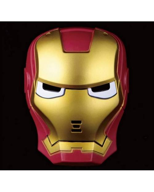 Masque Led Iron Man