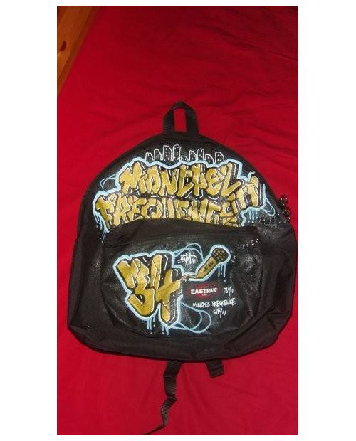 Exemple personnalisation Sac: Montpellier