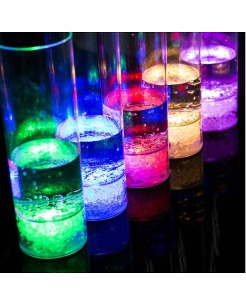 Verre lumineux LED Party