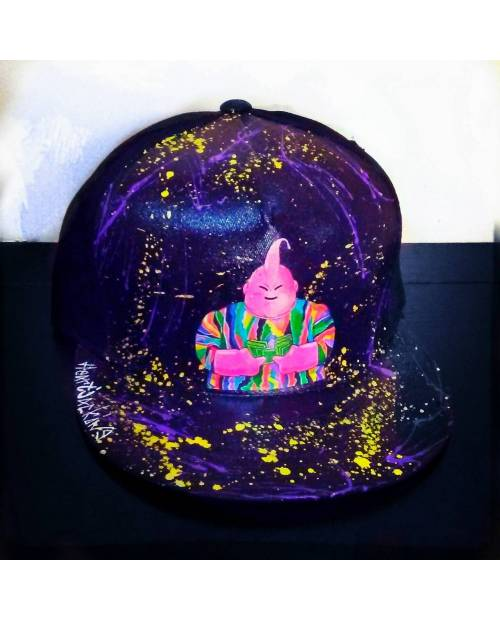 Casquette Boo Dragon Ball Z