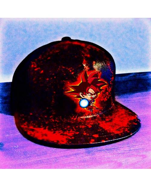 Casquette Dragon Ball Sangoku