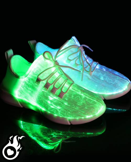 "Led Shoes : ""Flame"""