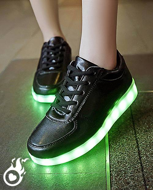 many fashionable fresh styles coupon codes Chaussures Lumineuses Led