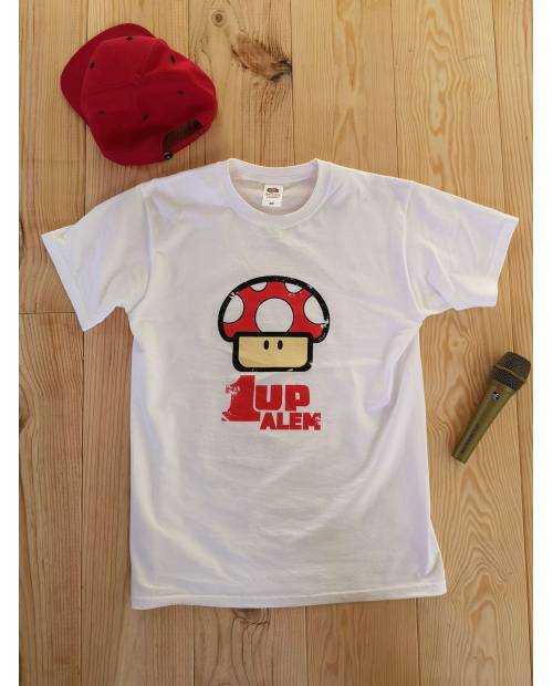 The Legendary 1UP Tee shirt By ALEM