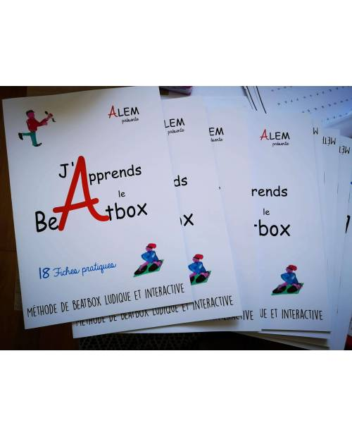 Beatbox Method By Alem (French Version)