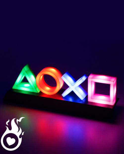 Lampe Icone Playstation