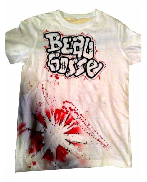 T Shirt Graffiti Beau Gosse